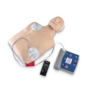 Basic Life Support and Defibrillator Training, Applying a defib, CPR, lifesaving