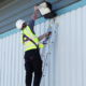 Working at Heights, Ladders, Harnesses, Safely working at heights, MEWPS, safety breech