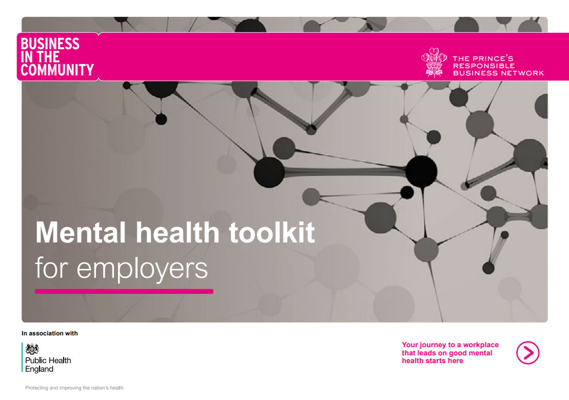 Mental Health Toolkit for Employers